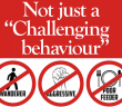 MAS I'm not a challenging behaviour