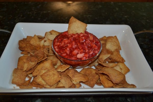 strawberry-pineapple-salsa