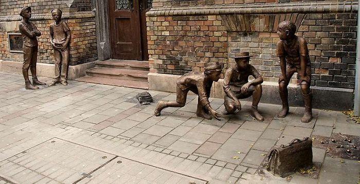 24. The Paul Street Boys, Budapest