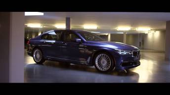 NEW 600HP ALPINA B7 SUPERSALOON LAUNCHED