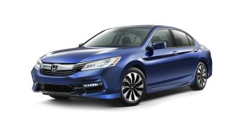 2017 ACCORD HYBRID LAUNCHING THIS SPRING