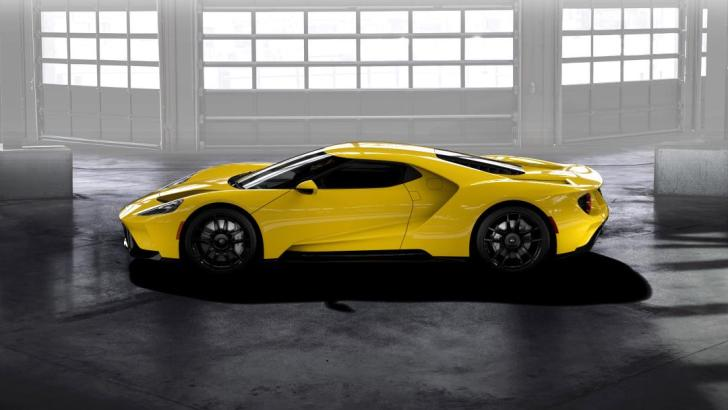 FORD BEGINS OWNER APPLICATIONS FOR ALL-NEW FORD GT