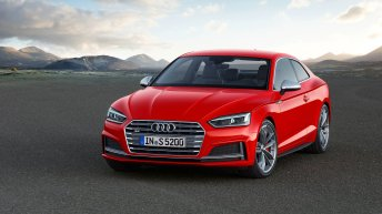 THE NEW AUDI A5 AND S5 COUPE