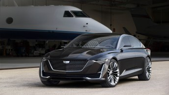 CADILLAC ESCALA CONCEPT AT PEBBLE BEACH