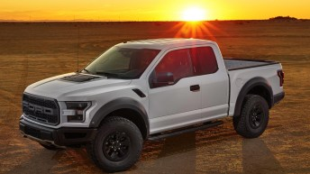 ALL-NEW FORD F-150 RAPTOR WITH 450 HORSEPOWER