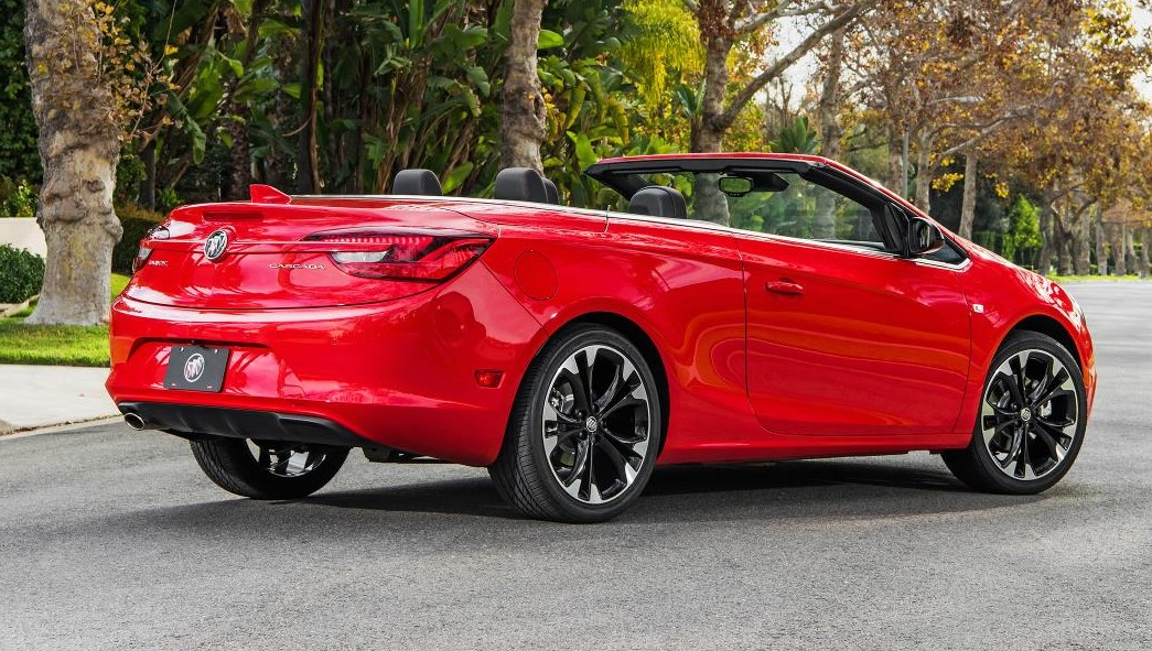 Buick expands cascada sport touring with new sport red for Cascada exterior
