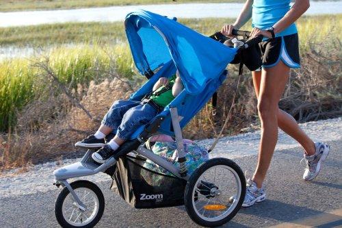 Medium Of Instep Jogging Stroller