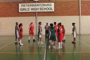 KZN Midlands Invitation Basketball Tournament