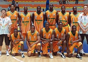 World Championships 2010 – Team Cote d'Ivoire