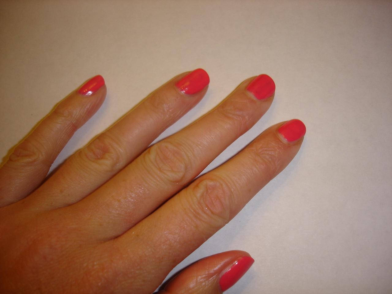 Boots No7 Gel Look Shine Nail Colour - Summer Holiday - My Beauty ...