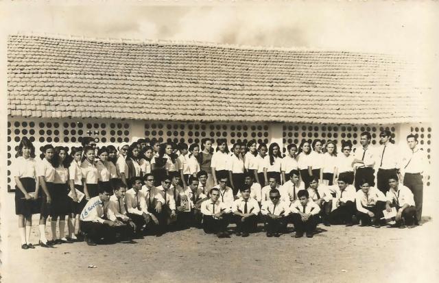 Lembrando Belo Jardim - Turma de 1967 do Ginásio Professor Donino (Fonte: ADSilva)