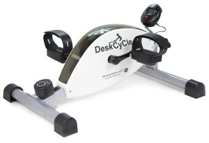 Pedal Exerciser Reviews: DeskCycle Desk Exercise Bike