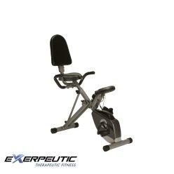 Exerpeutic 400XL Folding Recumbent Bike,best exercise bike brands