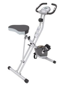 Exerpeutic Folding Magnetic Upright Bike with Pulse,best exercise bike brands,