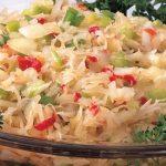 Bavarian Sauerkraut Salad