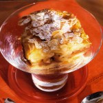 German Apple Flan Dessert