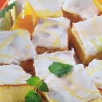 Authentic German Lemon Cake