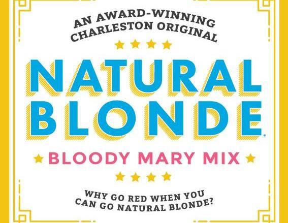 natural blonde