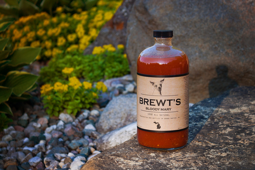 Brewt's Bloody Mary Mix