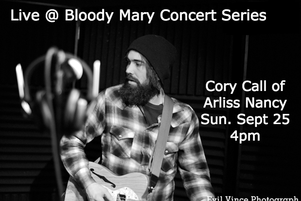 Permalink to:Cory Call of Arliss Nancy Live!