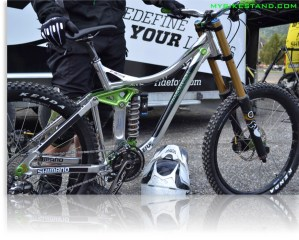 One Ghost Industries 2013 Musashi DH1: Official Press Release