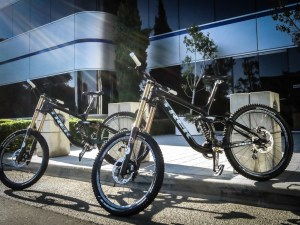 "Custom Anthill Films Custom ""Strength in Numbers"" Giveaway Bikes"