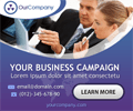 Corporate Banner ad Design