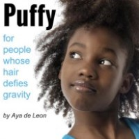 Puffy Book About Natural Hair