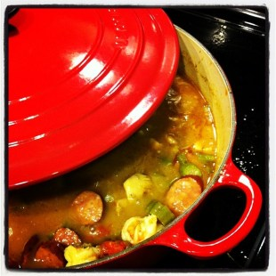 Gumbo Recipe With Easy Roux