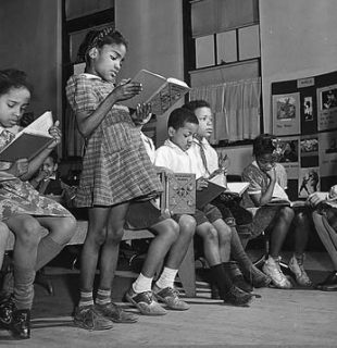 School Segregation 1954