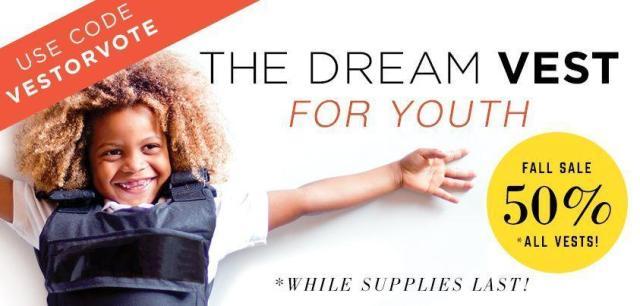 #VestOrVote: the Dream Defenders Bulletproof Vest Campaign Is Chilling