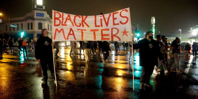 Finding Hope and Humanity In Ferguson On Thanksgiving Day