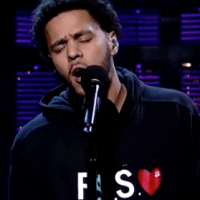 J Cole on Letterman