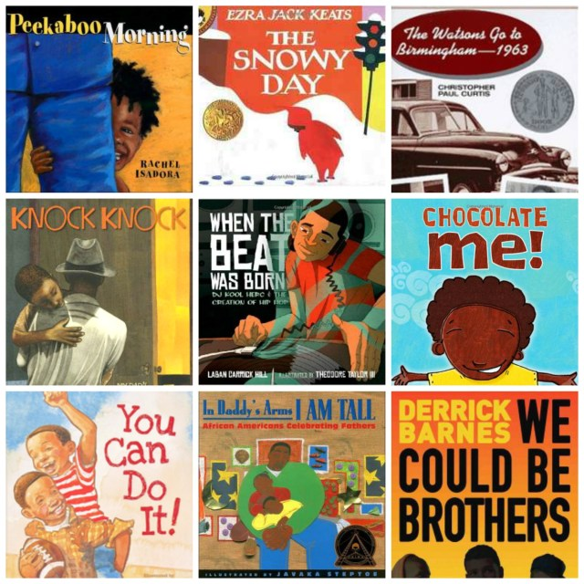 How I Got A Black Boy To Read, Plus: 10 Great Books For Black Boys