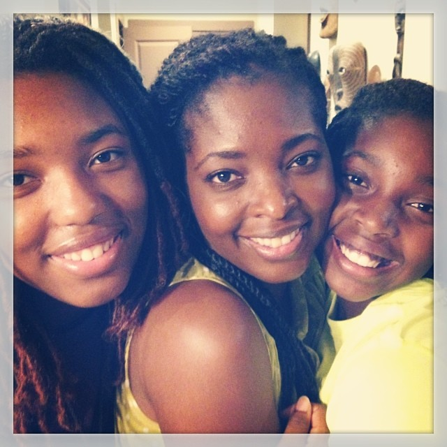 Young, Gifted & Black: My Promise To Support My Children In School and Beyond