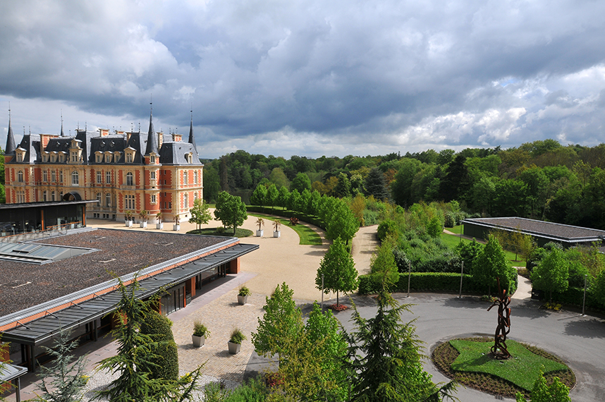 Les fontaines