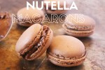 Nutella Macarons Recipe