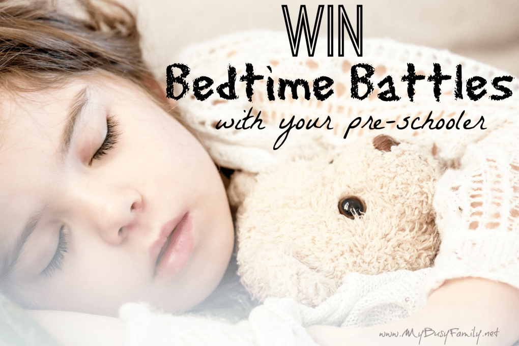 Win Bedtime Battles with Your Toddler