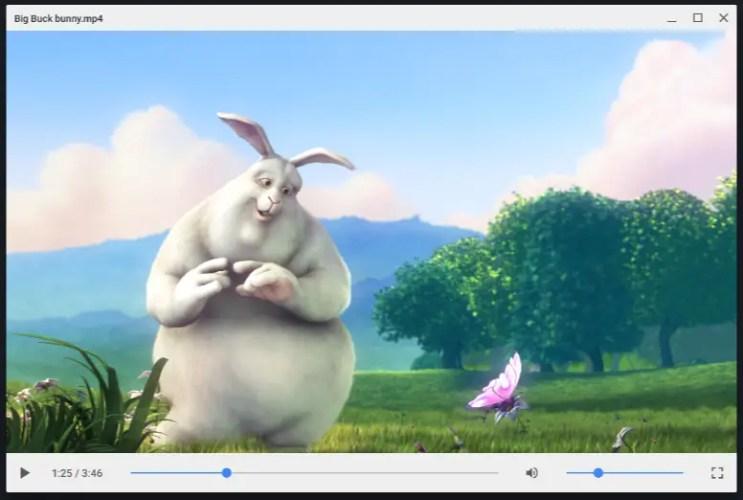 Les sous-titres arrivent sur le lecteur vidéo de Chrome OS