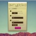 Akryptika
