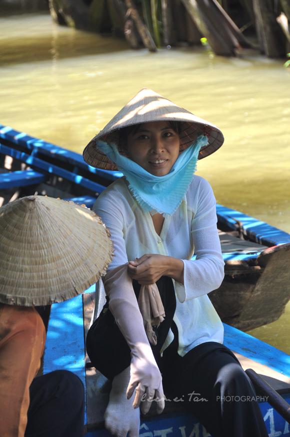vietnamese-lady-mekong-delta