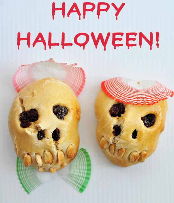 halloween-buns