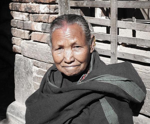 nepalese-woman