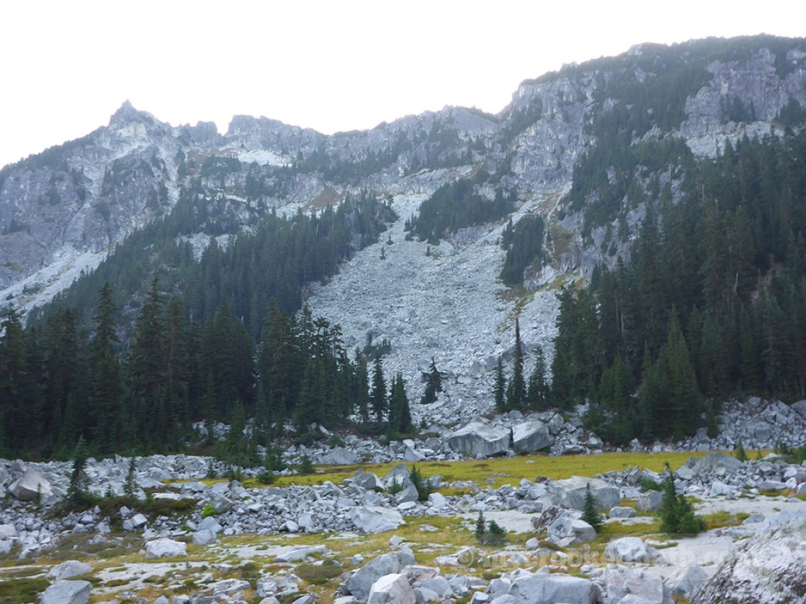 Pacific Crest Trail Section J Stevens Pass To Snoqualmie