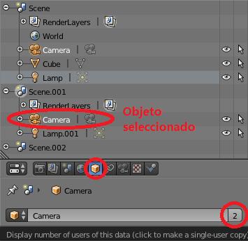 Copiar objetos