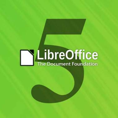 Libre Office 5 – De Lujo!