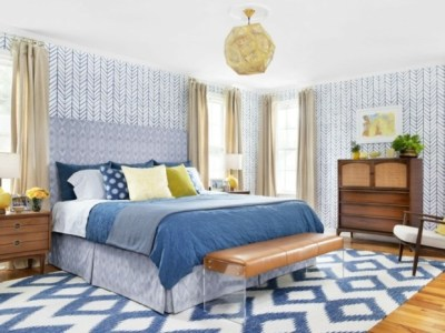 Bedroom Wallpaper Design Ideas - My Daily Magazine - Art, Design, DIY, Fashion and Beauty