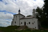 Pskov has many Orthodox churches