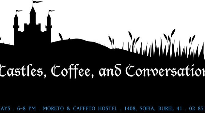 Castles, Coffee, and Conversation – New Game Night Outreach in Sofia