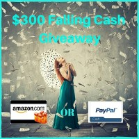 Win $300 in the Falling Cash Giveaway 10/7 WW